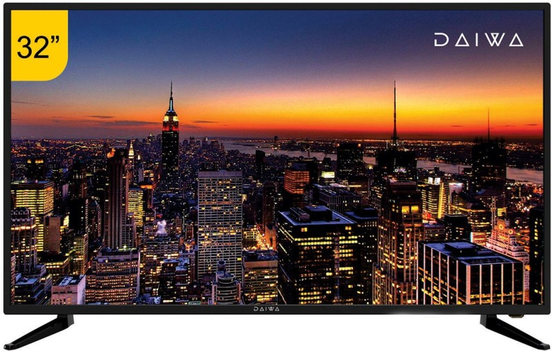 DAIWA D32D4GL 32 Inches HD Ready LED TV