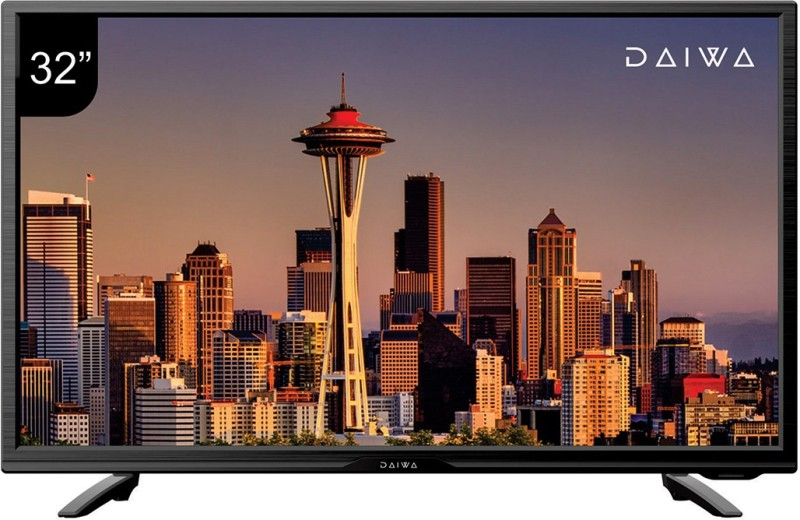 Daiwa 80cm (31.5 inch) HD Ready LED TV(D32C2)
