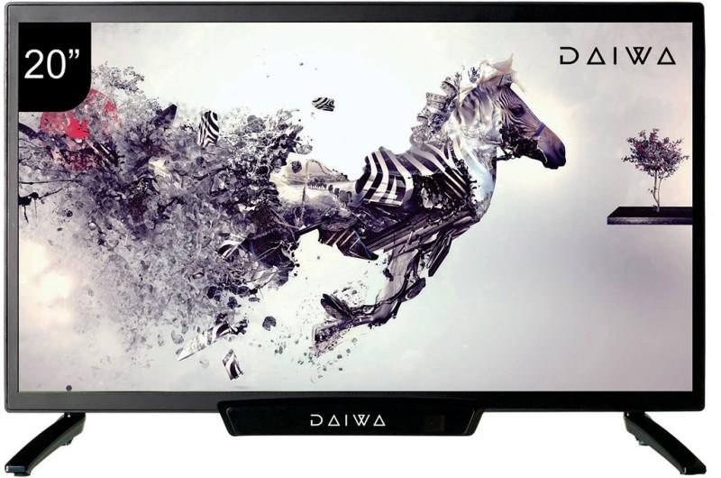 Daiwa 50cm (20 inch) HD Ready LED TV(D21C1)