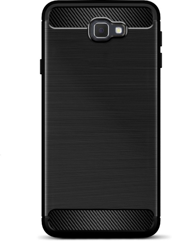 Flipkart SmartBuy Back Cover for Samsung Galaxy J7 Prime(Black, Plastic)
