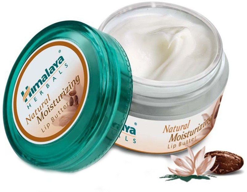 Himalaya Natural Moisturizing Lip Care Butter(10 g)
