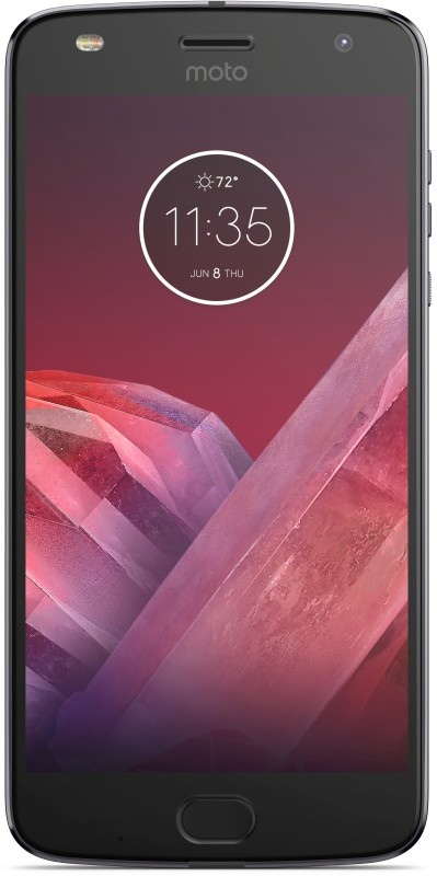 Moto Z2 Play (Lunar Gray, 64 GB)(4 GB RAM)