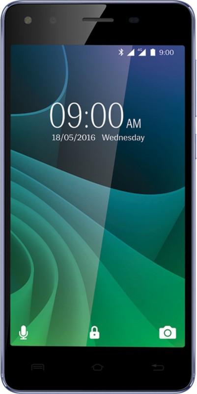 Lava A77/A77T (Blue, Midnight Blue, 8 GB)(1 GB RAM) image