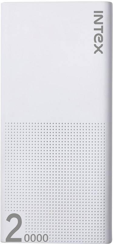 Intex 20000 mAh Power Bank (IT-PB 20K Poly)
