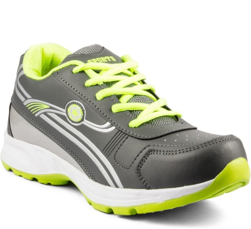 Golden Sparrow Walking Shoes(Grey)