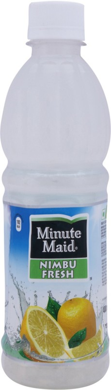 Minute Maid Nimbu Fresh 400 ml