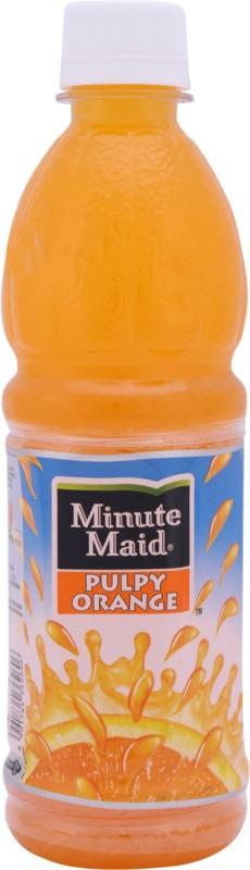 Minute Maid Pulpy Orange 400 ml