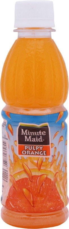 Minute Maid Pulpy Orange 250 ml