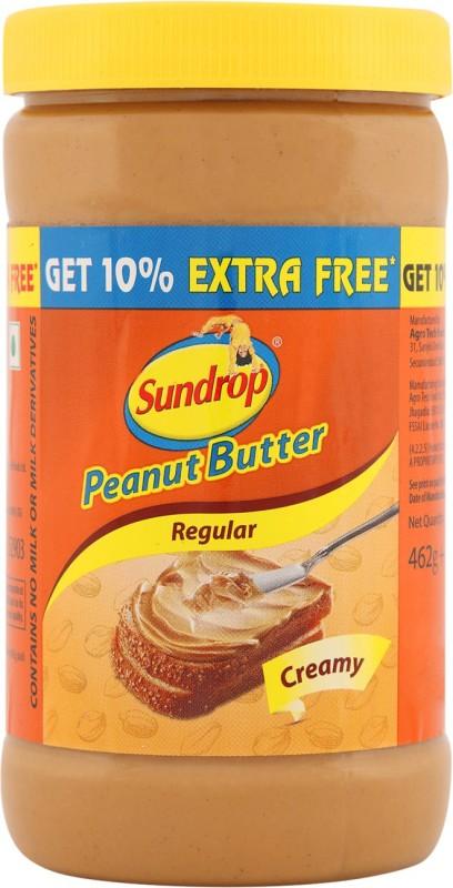 Sundrop Peanut Butter - Creamy 508 g
