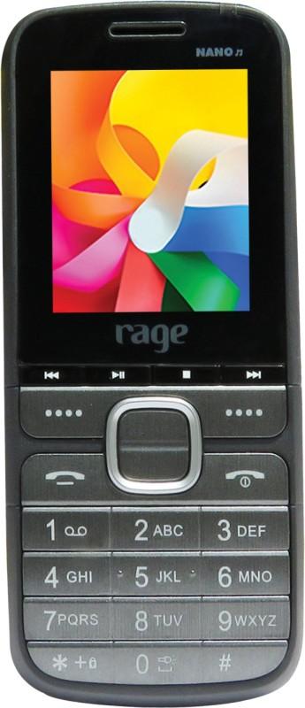 Rage Nano M(Grey & Black) image
