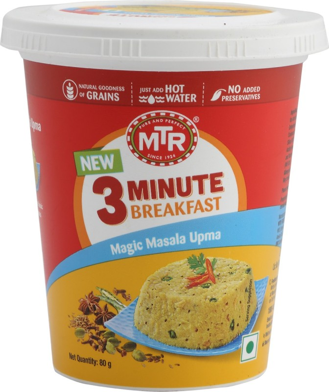 MTR Magic Masala Upma 80 g