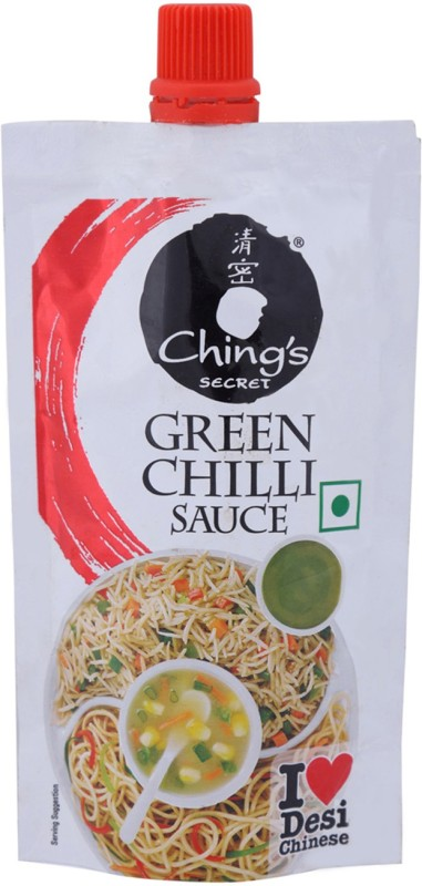 Chings Secret Green Chilli Sauce(90 g)