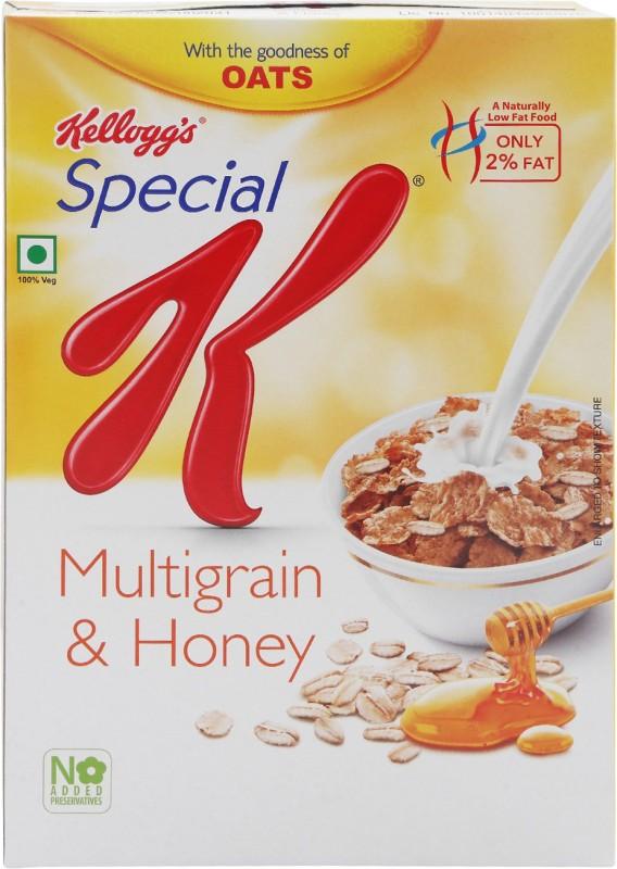 Kelloggs Special K Multigrain & Honey(435 g, Box)