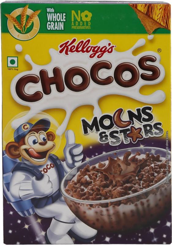 Kelloggs Choco Moon & Stars(350 g, Box)