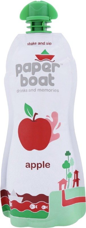 Paper Boat Juice - Apple 200 ml