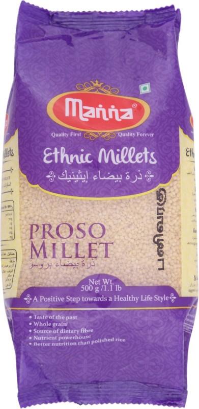 Manna Ethnic Proso millet(500 g)