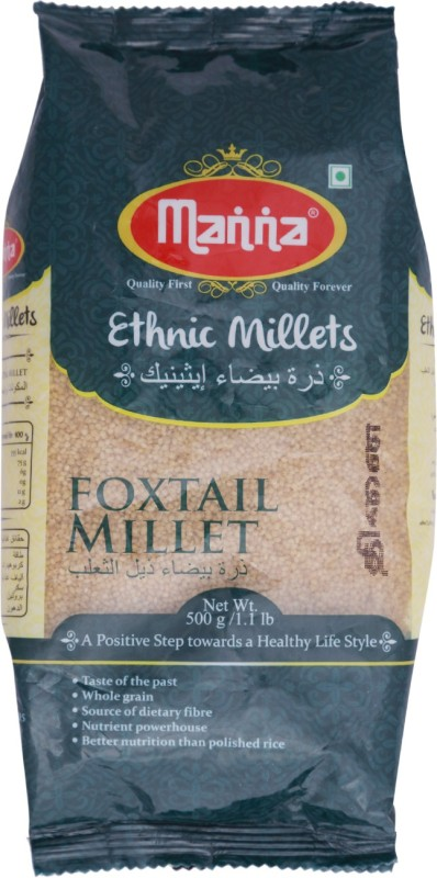 Manna Ethnic Foxtail millet(500 g)