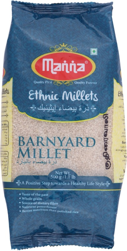 Manna Ethnic Barnyard millet(500 g)