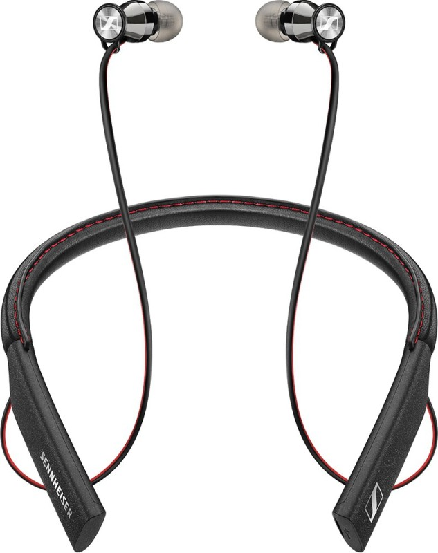 Sennheiser M2IEBT Headset with Mic(Black, In the Ear)