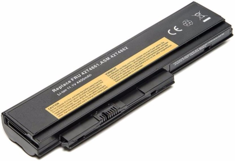 Maanya Teck For ThinkPad X220/X220i/X220s 6 Cell Laptop Battery