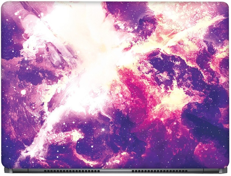 CRAZYINK Galaxy View Vinyl Laptop Decal 14