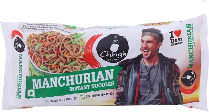 Chings Secret Manchurian Instant Noodles 240 g(Vegetarian)