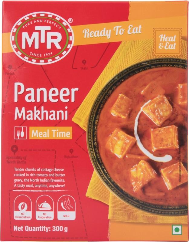 MTR Ready to Eat - Paneer Makhani 300 g