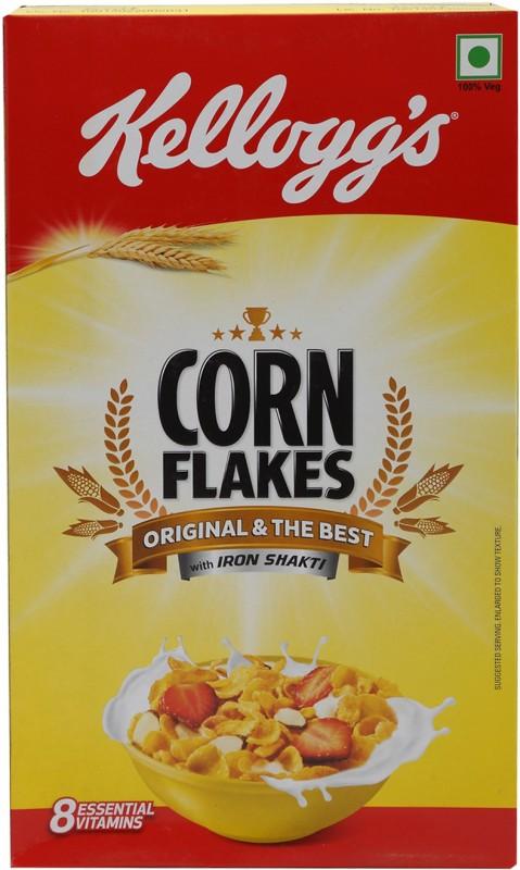 Kelloggs Corn Flakes(475 g, Box)