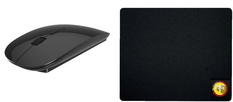ReTrack 2.4Ghz Super Slim Wireless Mouse & Mousepad Combo Set