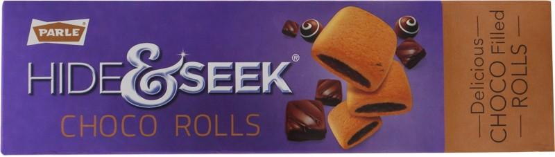 Parle Hide & Seek Choco Filled Rolls(120 g)