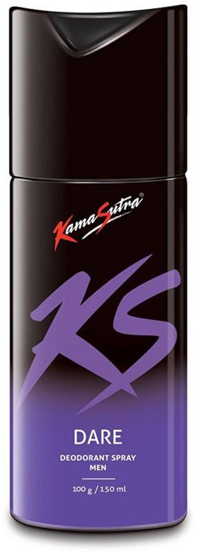 KamaSutra KS Dare Deo 150 ml Deodorant Spray - For Men(150 ml)