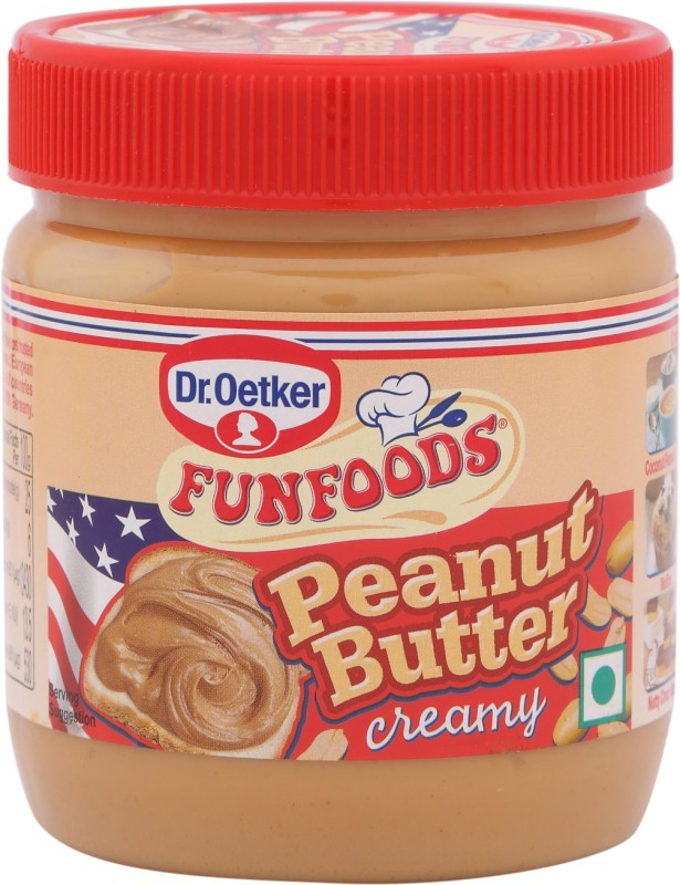 Fun Foods Peanut Butter Creamy 340 g