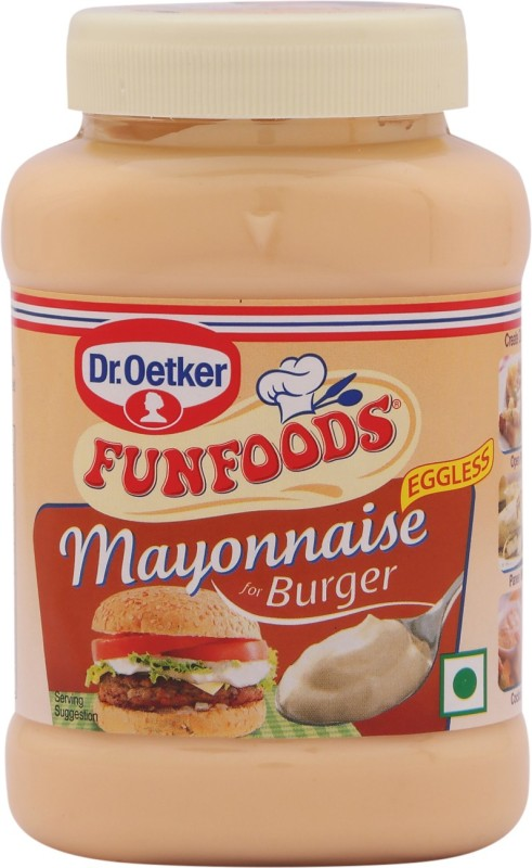 Fun Foods Burger Mayonnaise 275 g