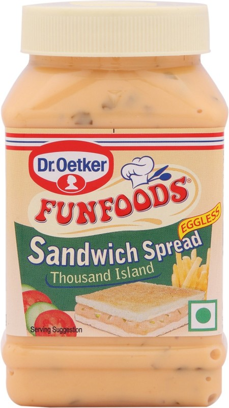 Fun Foods Sandwich Spread Thousand Island 300 g