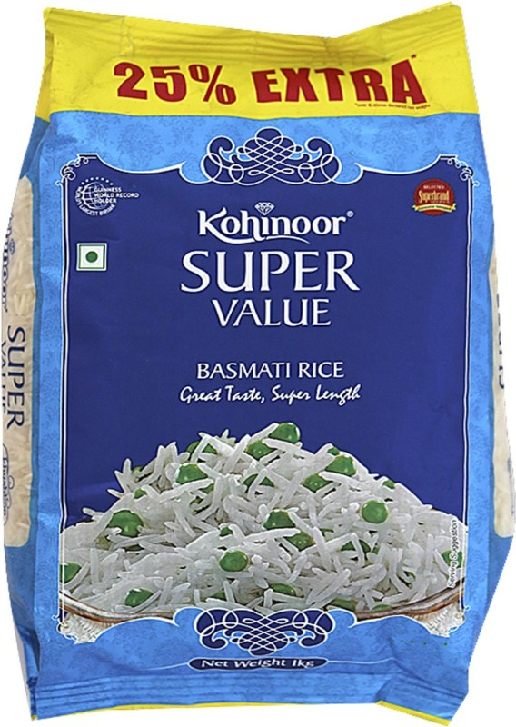Kohinoor Super Value Basmati Rice(1 kg)