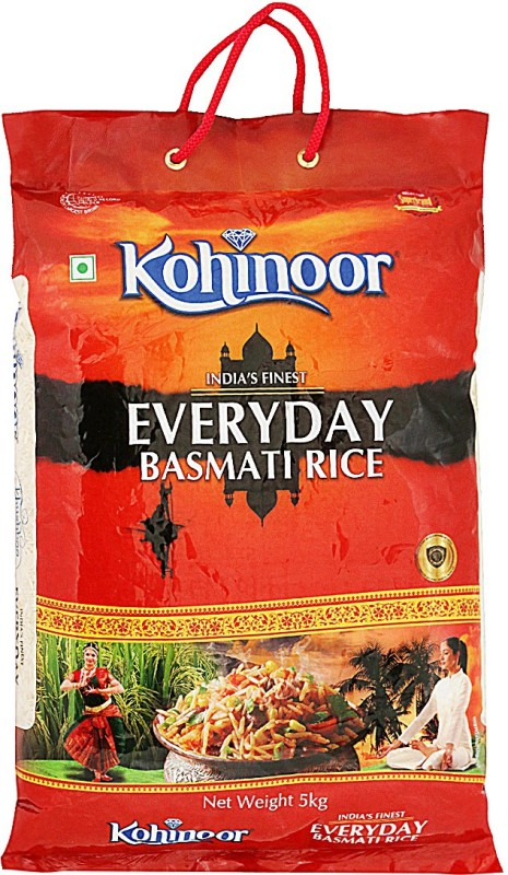 Kohinoor Everyday White Basmati Rice(5 kg)