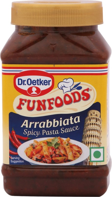 Fun Foods Arrabbiata Pasta Sauce(325 g)