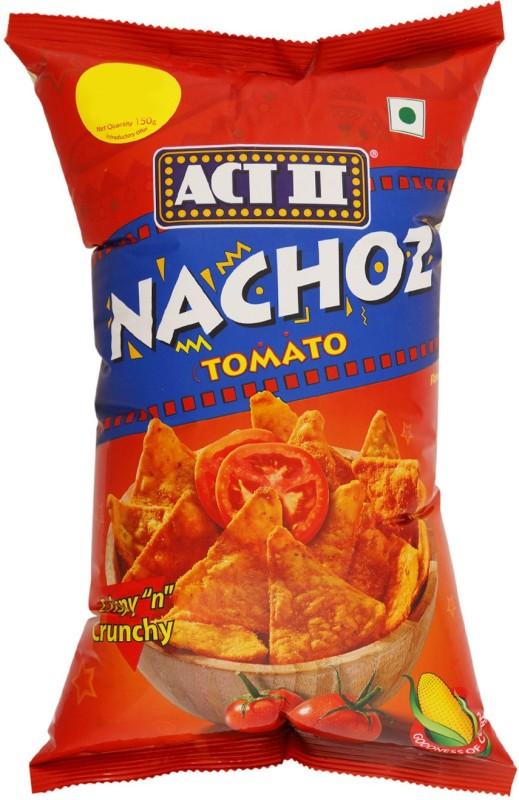 ACT II Nachoz - Tomato Nachos(150 g)