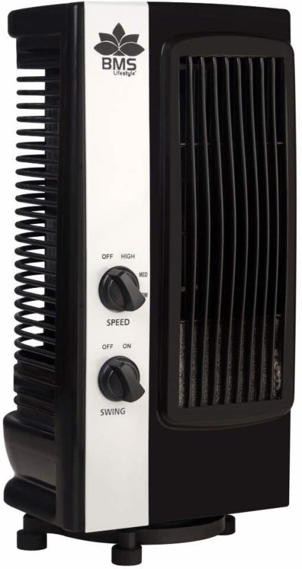 65220f3af7b BMS Lifestyle Portable Mini Revolving   Oscillating Tower Fan - Maacarts