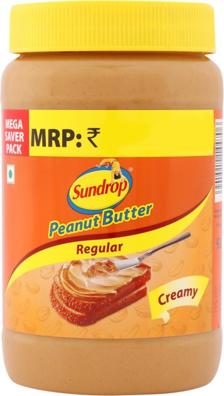 Sundrop Peanut Butter - Creamy 924 g