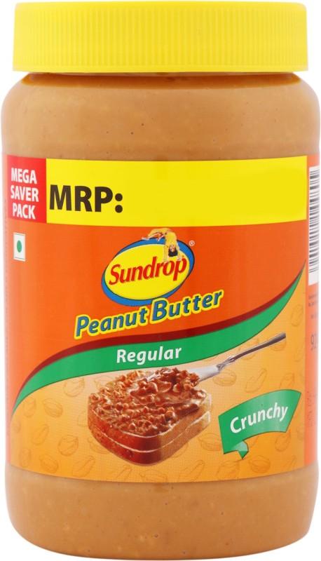Sundrop Peanut Butter Crunchy 924 g