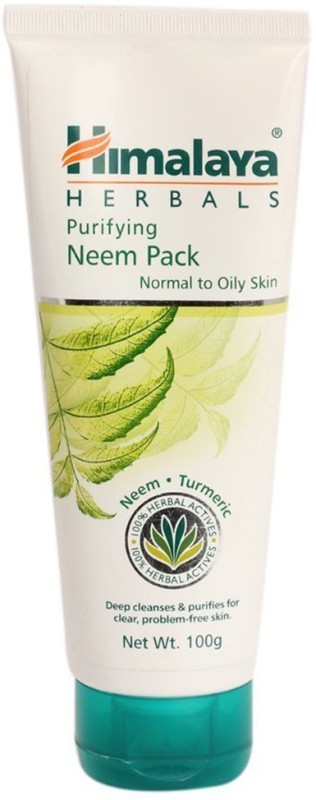 Himalaya Purifying Neem Face Pack(100 g)