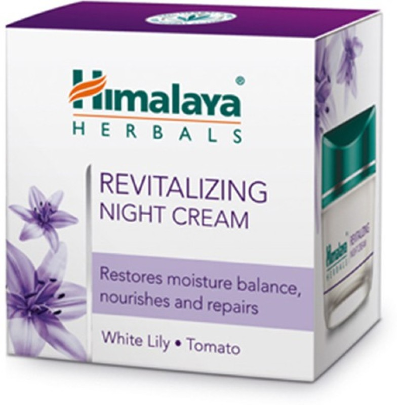 Himalaya Revitalizing Night Cream(50 g)