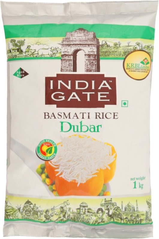 India Gate Dubar Basmati Rice(1 kg)