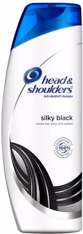 Head & Shoulders Silky Black Shampoo(180 ml)