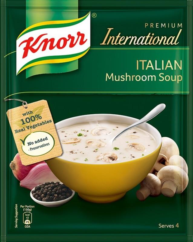 Knorr Italian Mushroom Soup(48 g)