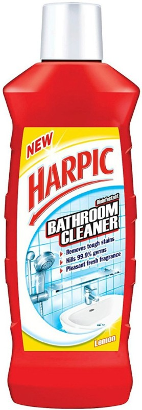 Harpic Lemon Bathroom Floor Cleaner(500 ml)