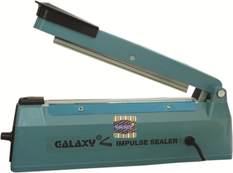 Galaxy Hand sealing machine for Plastic pouch packing 12 inch (300 mm) Table Top Heat Sealer(300 mm)