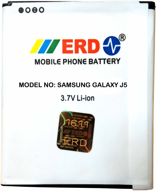 erd battery Mobile Battery For Samsung Galaxy J5