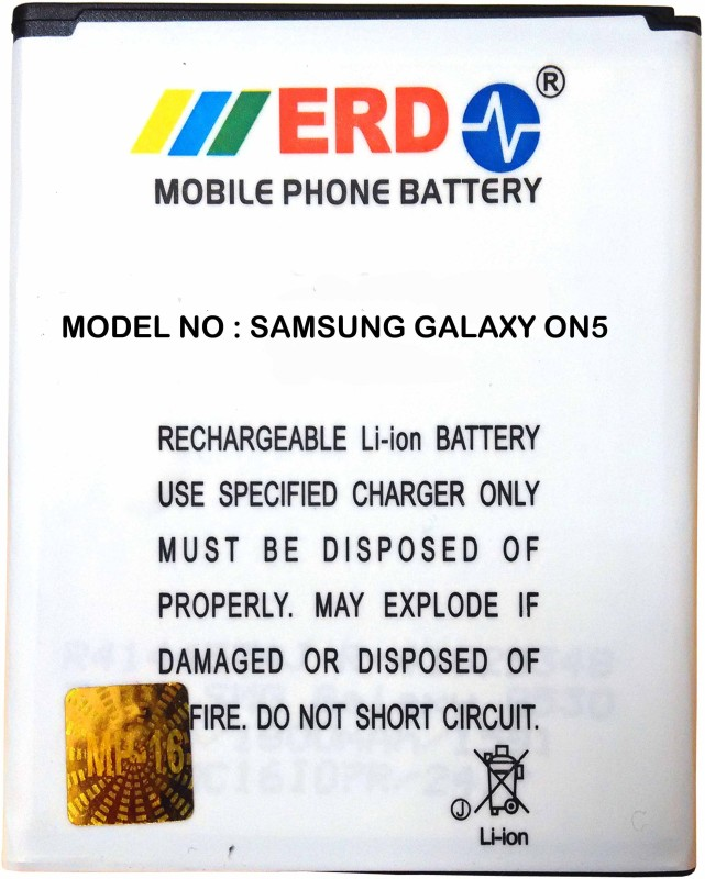 erd battery Mobile Battery For Samsung Galaxy On5